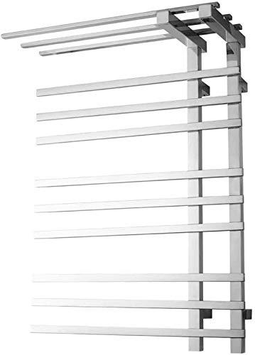 Inicio Equipos Rieles para toalleros calefactables Calentador de toallas eléctrico para baño Toallero calefactado para baño Calentador de toallas portátil Secadora de ropa Riel calefactor ligero mo
