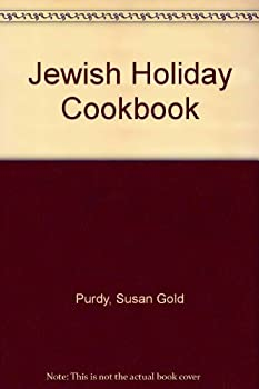Jewish Holiday Cookbook 0531034305 Book Cover
