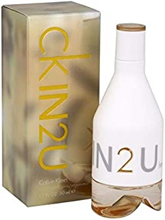 CK IN2U For her Eau De Toilette EDT Spray 1.7 fl oz / 50 ml