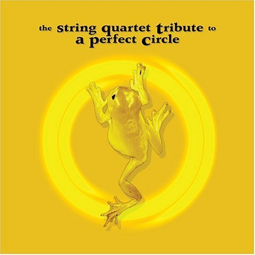 The String Quartet Tribute to a Perfect Circle by The Da Capo Players