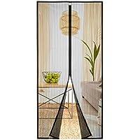 cortinas con imanes para puertas
