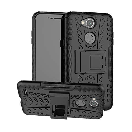 CaseExpert LG Xpower 3 Hülle, Hülle Abdeckung Cover Schutzhülle Tough Strong Rugged Shock Proof Handy Tasche Heavy Duty Etui Hüllen Für LG Xpower 3 / X Power 3