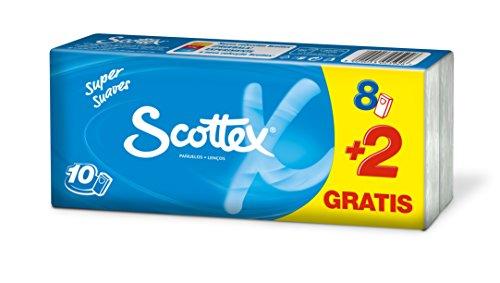 Scottex Pañuelos - 10 Unidades