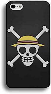 b4e11c487f4 One Piece funda/carcasa, Japanese Series One Piece silicona teléfono móvil  para Apple iPhone
