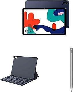 【純正キーボード・ペンセット】HUAWEI MatePad 10.4 タブレット 2021年モデル Wi-Fi6 2Kディスプレイ Harman Kardonチューニング クアッドスピーカー RAM4GB/ROM64GB ミッドナイトグレー