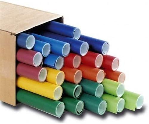 Packpapierrolle 70g 100cmx4m sortiert