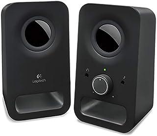 Logitech Multimedia Speakers with Stereo Sound Z150 (2.0) - Black