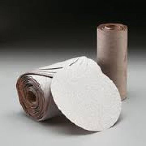PSA Stick It Sandpaper Roll 2-3//4 X 25 Yd 320 Grit Norton 6148 Gold Reserve