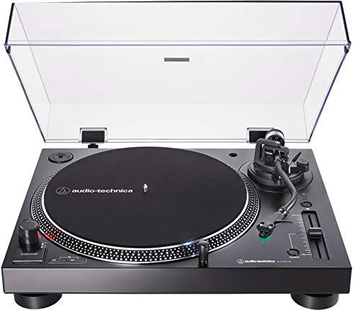 Amazon.com: Audio-Technica AT-LP120XBT-USB-BK Wireless Direct-Drive Turntable, Black : Musical Instruments