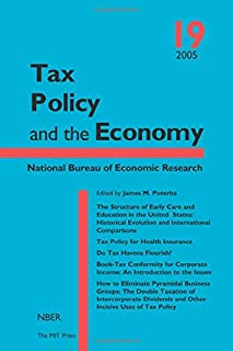 Tax Policy and the Economy (Volume 19)