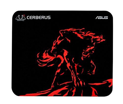 Asus Tapis de Souris Gaming Cerberus Mat Mini Rouge