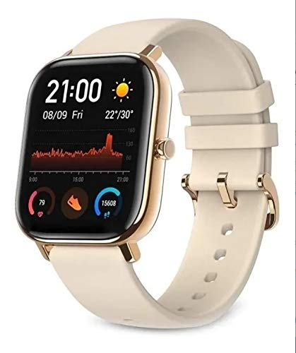 Relógio Amazfit GTS A1914 - Desert GOLD