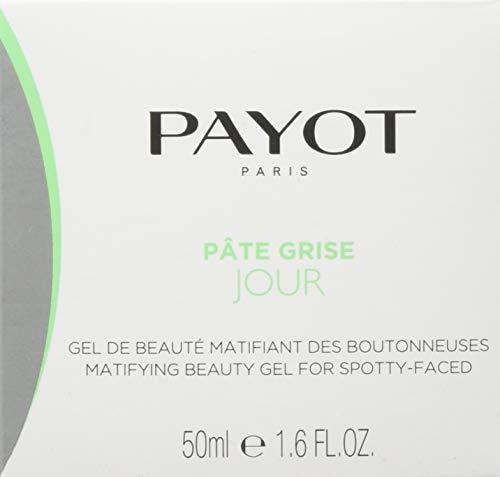 PAYOT PARIS Unisex Crema DE Dia Pate Grise TAGESCREME 50ML, Negro, Fünfzig