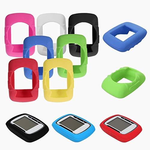LMIAOM 7.5x5cm Silicone Gel Skin Case Cover Fit Garmin Edge 500/200 Cycling Computer FS GPS Outil de réparation de pièces Accessoires (Color : Blue)