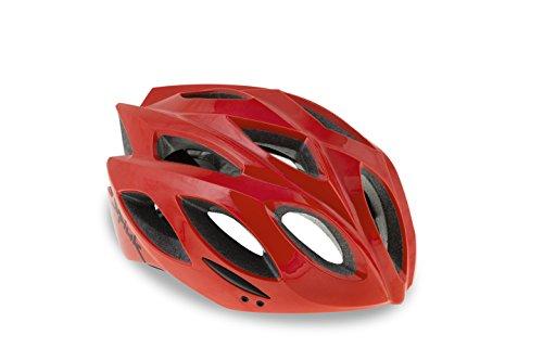 SPIUK Rhombus Unisex Erwachsene Helm L Noir mat