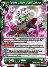 Dragon Ball Super TCG - Twisted Justice, Fused Zamasu - Series 3 Booster: Cross Worlds - BT3-076