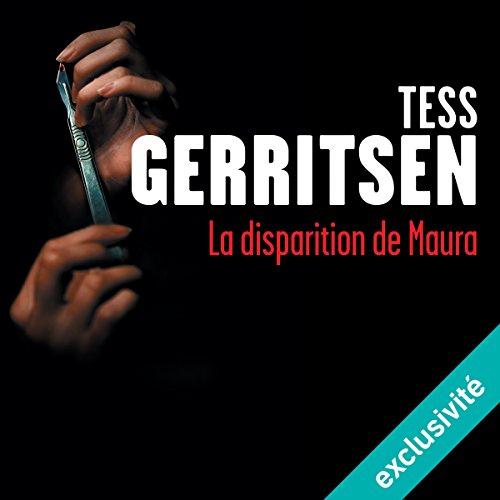 La disparition de Maura audiobook cover art