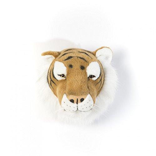 Bibib BB25 - Peluche de cabeza de tigre