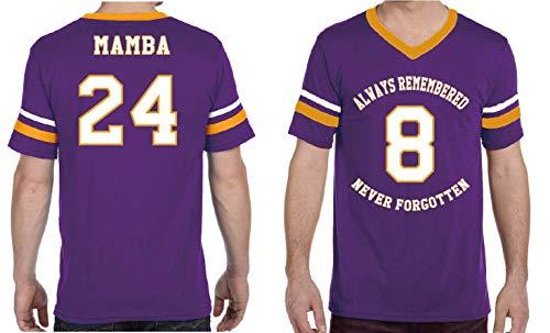 Kobe Mamba Basketball Jersey - Lakers Basketball Jerseys for Men - Iconic Memories Jersey Basketball Shirts for Men