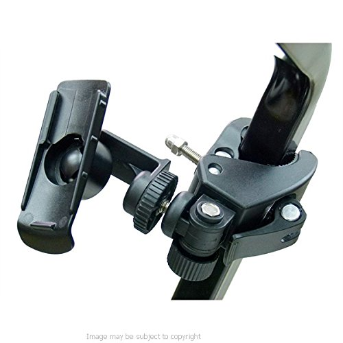 Quick Release Multipositions Golftrolley GPS Halterung für Garmin eTrex 10 20 30