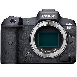 RetinaPix Canon EOS R5 Mirrorless Camera Body