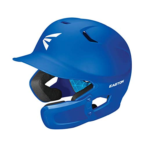 Z5 2.0 BATTING HELMET W- U JAW GUARD SENIOR MATTE ROYAL