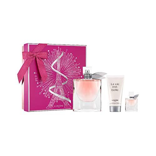 Lancôme Lancome la Vie Est Belle Eau de Parfum 75 ml + Eau de Parfum 4 ml + Leche Corporal 50 ml - 130 ml