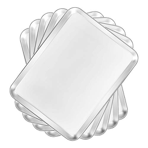 stainless steel breading tray - 5
