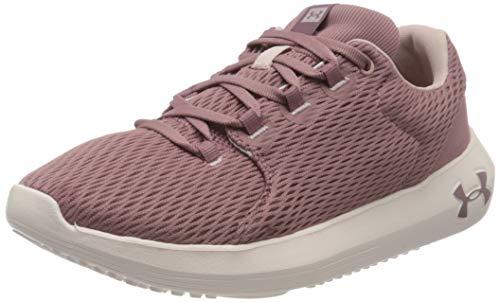 Under Armour UA W Ripple 2.0 NM1, Zapatillas de Running Mujer, Rosa (Hushed Pink/Dash Pink/Hushed Pink), 38 EU