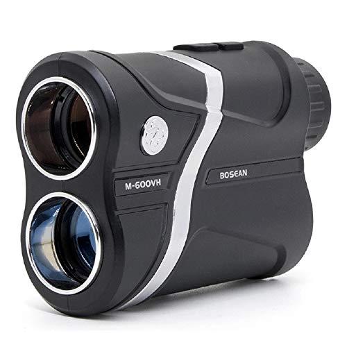 Laser Golf/Hunting Range Finder with Pinsensor 650/1000/1500...