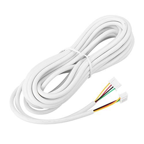 Cable de 6 núcleos, cable telefónico, conector de cable preconectado para la oficina del hotel