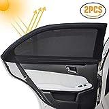 Pare-soleils pour vitres latérales auto, infreecs Protection solaire voiture Baby pour fenêtre latérale...
