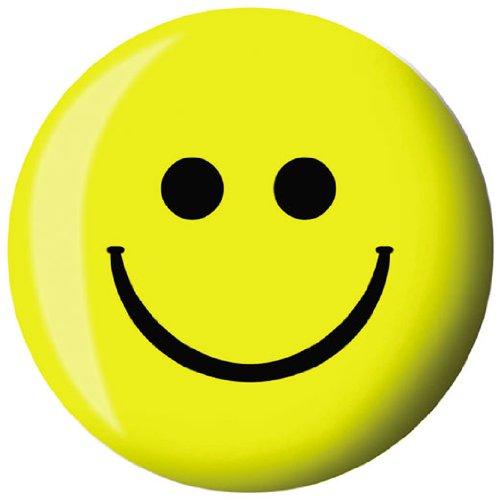 Brunswick Bowlingkugel, Bowlingball VIZ A Ball Smiley Face, 15 Lbs