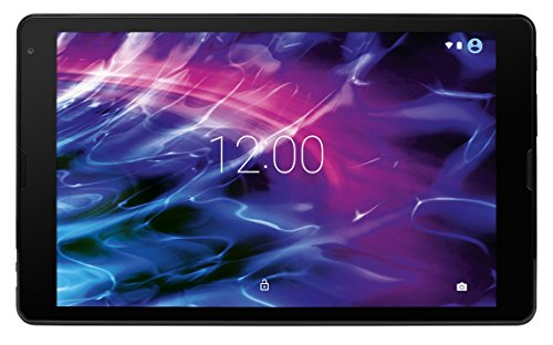 MEDION E10411 25,7 cm (10,1 Full HD Display) Tablet-PC (Quad-Core-Prozessor, 32GB Speicher, Bluetooth 4.1, Android 7.0) schwarz