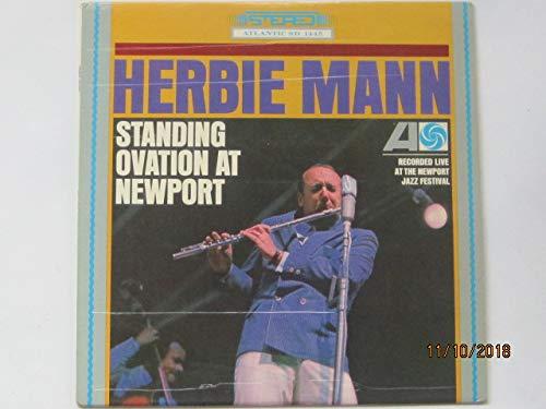 Herbie Mann / Standing Ovation at Newport