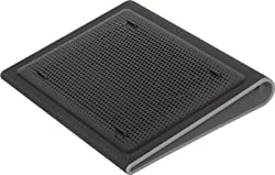 top 10 17 laptop cooling Targus Portable Lightweight Cooling Mat with 2 Fans, Ventilation Prevents Overheating, LED…