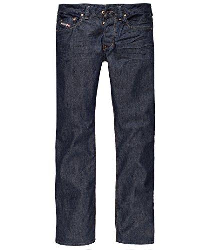 Diesel Herren Straight Leg Jeans Larkee 8Z8 LARKEE 8Z8 darkblue (83) 33/36