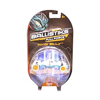 Hot Wheels Ballistiks - Full Force - Invisi Billy by Mattel
