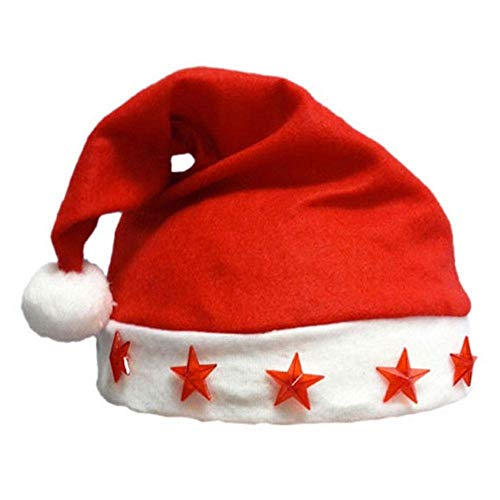 Noel - Bonnet Lumineux Père Noel