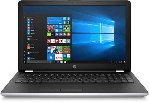 HP 15-bs062nf 2.50GHz i5-7200U Intel Core i5 di settima generazione 15.6' 1366 x 768Pixel Nero, Argento Computer portatile