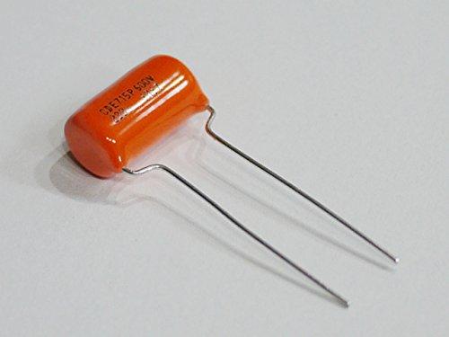オレンジドロップ コンデンサー 0.022uF SPRAGUE ORANGE DROP 715P 223J 600V (223J)