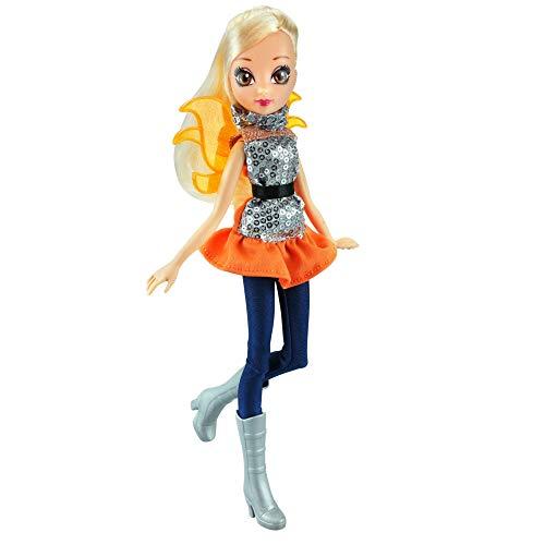 Giochi Preziosi Winx Magic Star Fashion Stella con Winx Board