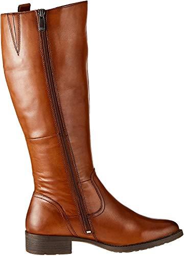 MARCO TOZZI Damen 2-2-25505-23 Hohe Stiefel, Braun (Cognac Antic 310), 39 EU