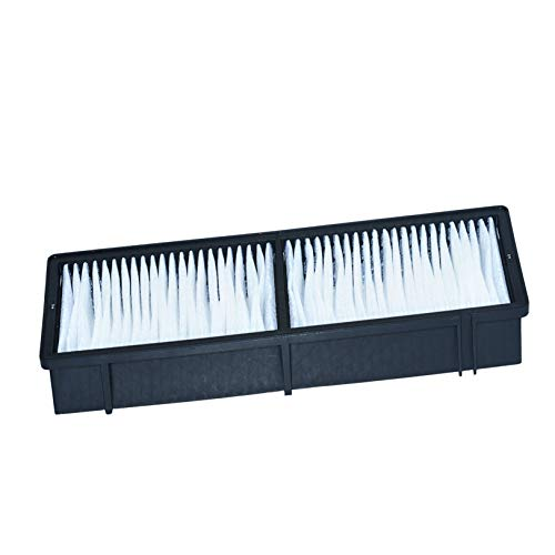 AWO Replacement Projector Air Filter Fit for EPSON ELPAF21 / V13H134A21 EH-TW2800 EH-TW2900 EH-TW300 EH-TW3200 EH-TW3500 EH-TW3600 EH-TW3800 EH-TW4000 EH-TW4400 EH-TW4500 EH-TW5000 EH-TW5500 EH-TW5800