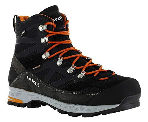 AKU Trekker Pro GTX - Chaussures Homme - Orange/Noir Pointures UK 11 | EU 46 2019