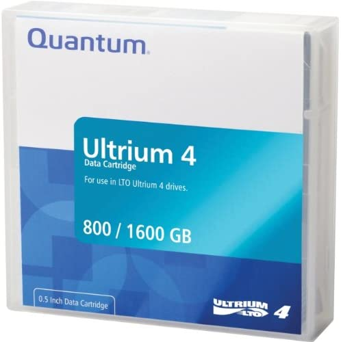 QUANTUM LTO-3 MR-L3MQN-01 Ultrium-3 Max 67% OFF Data 800 Tape New Orleans Mall 400 Cartridge