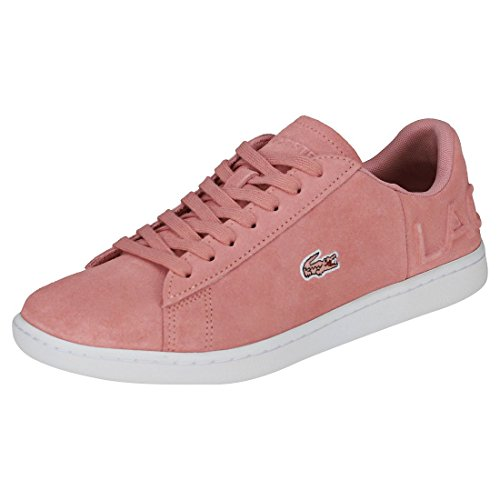 Lacoste Sneaker Carnaby Evo 318 Rosa 37 5 Rosa