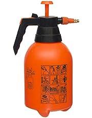 زجاجه بخاخه ضغط مياه لرش النباتات - 2 لتر , برتقالي