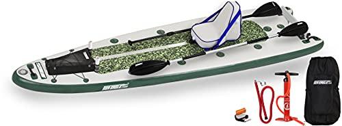 Sea Eagle FishSUP 126 Inflatable Fishing Stand-up Paddleboard