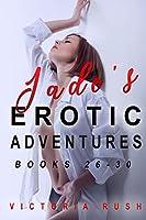 Jade's Erotic Adventures: Books 26 - 30 (Lesbian Bisexual Voyeur Erotica) (Lesbian Erotica)